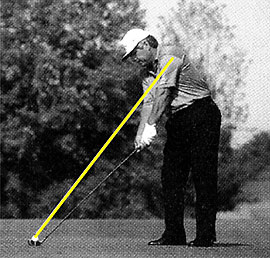 Golf swing analysis Lee Trevino